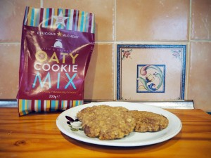 Delicious Alchemy Oaty Cookies