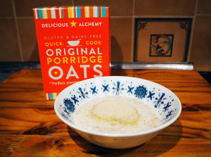 Delicious Alchemy Quick Cook Original Porridge Oats