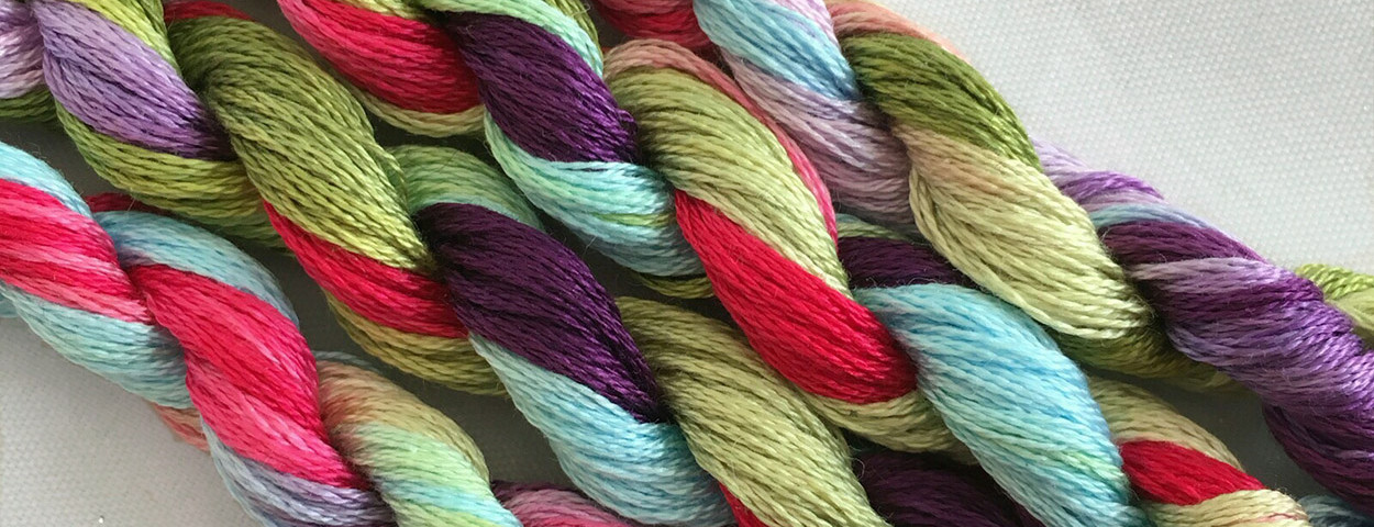 Guest Post: Riotous Colours