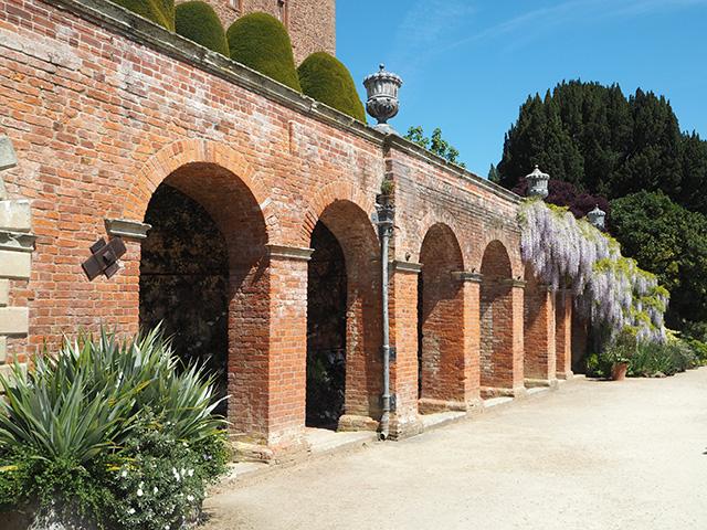 Powis Castle Terrace