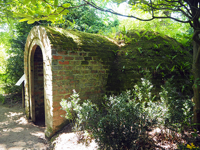 The Ice House at Powis Castle