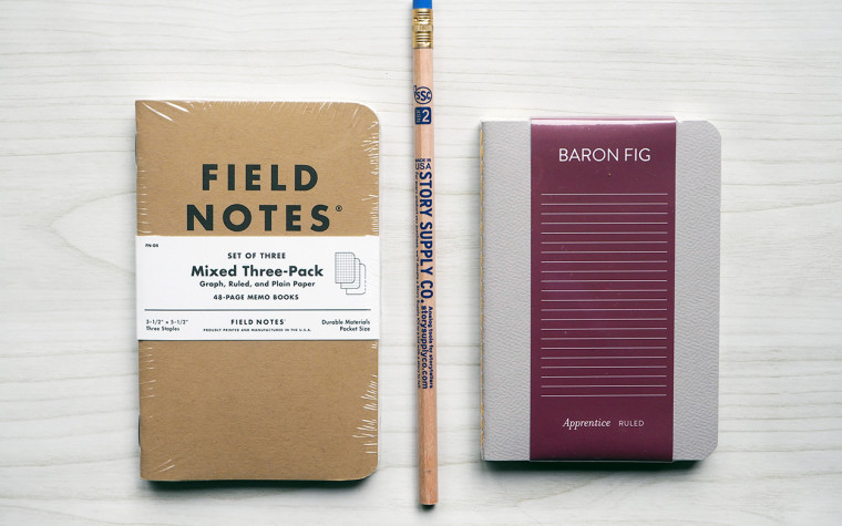 Pocket Notebooks Subscription Box