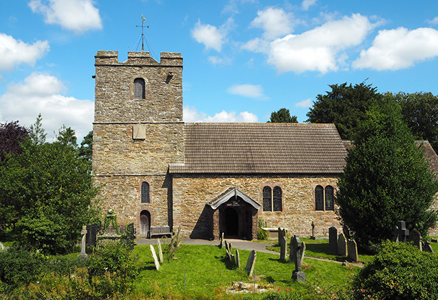St John the Baptist Church, Stokesay
