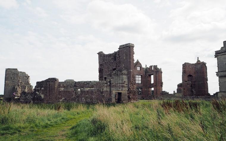Moreton Cortbet Castle