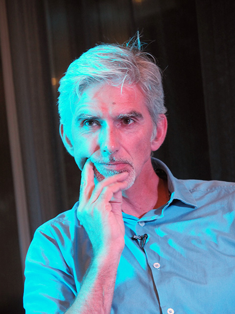 Damon Hill at Oswestry
