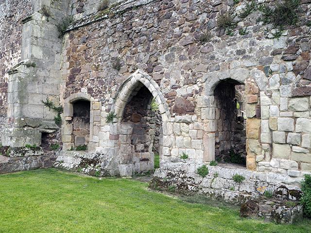 Haughmond Abbey Refrectory