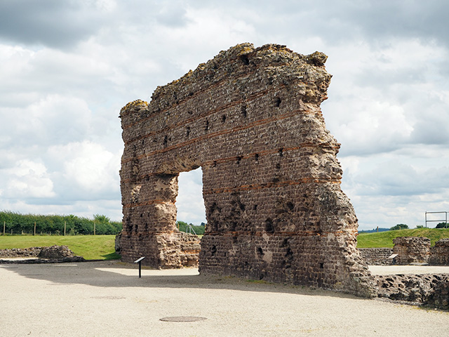 Wroxeter Roman City - The Old Work