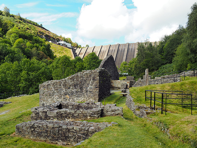 Bryntail Lead Mine