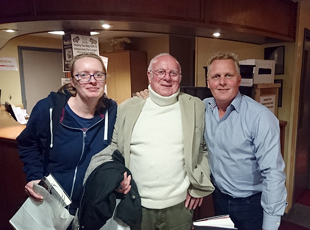 Meeting Johnny Herbert