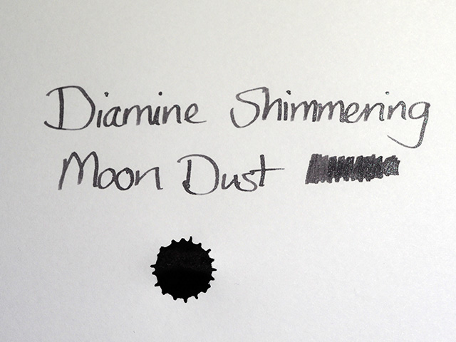 Diamine Shimmering Moon Dust