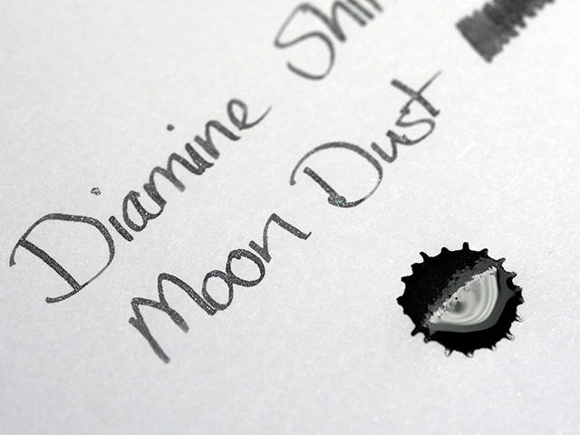 Moon Dust Ink Sample