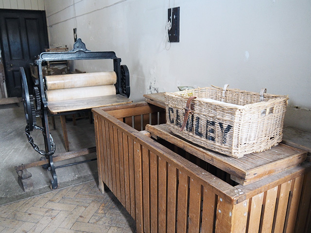 Berrington Hall - Laundry