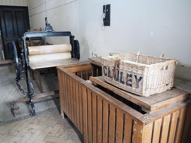 Berrington Hall - Laundry