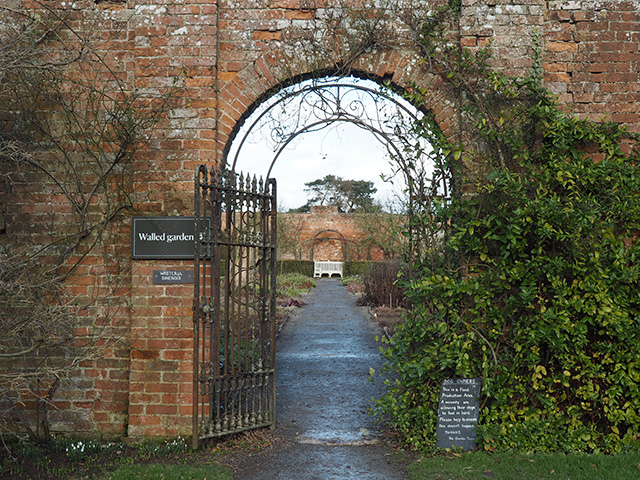 Berrington Hall - Walled Garden