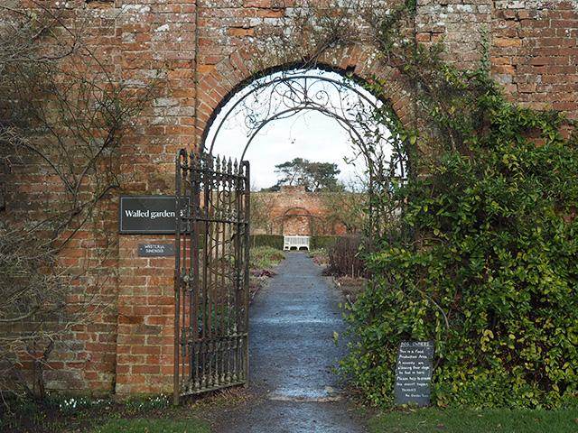 Berrington Hall - Walled Garden
