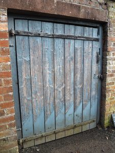 Berrington Hall - Door