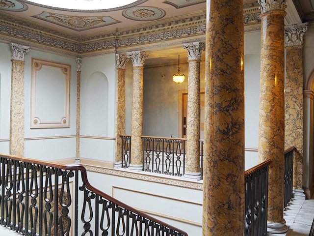 Berrington Hall - Upstairs