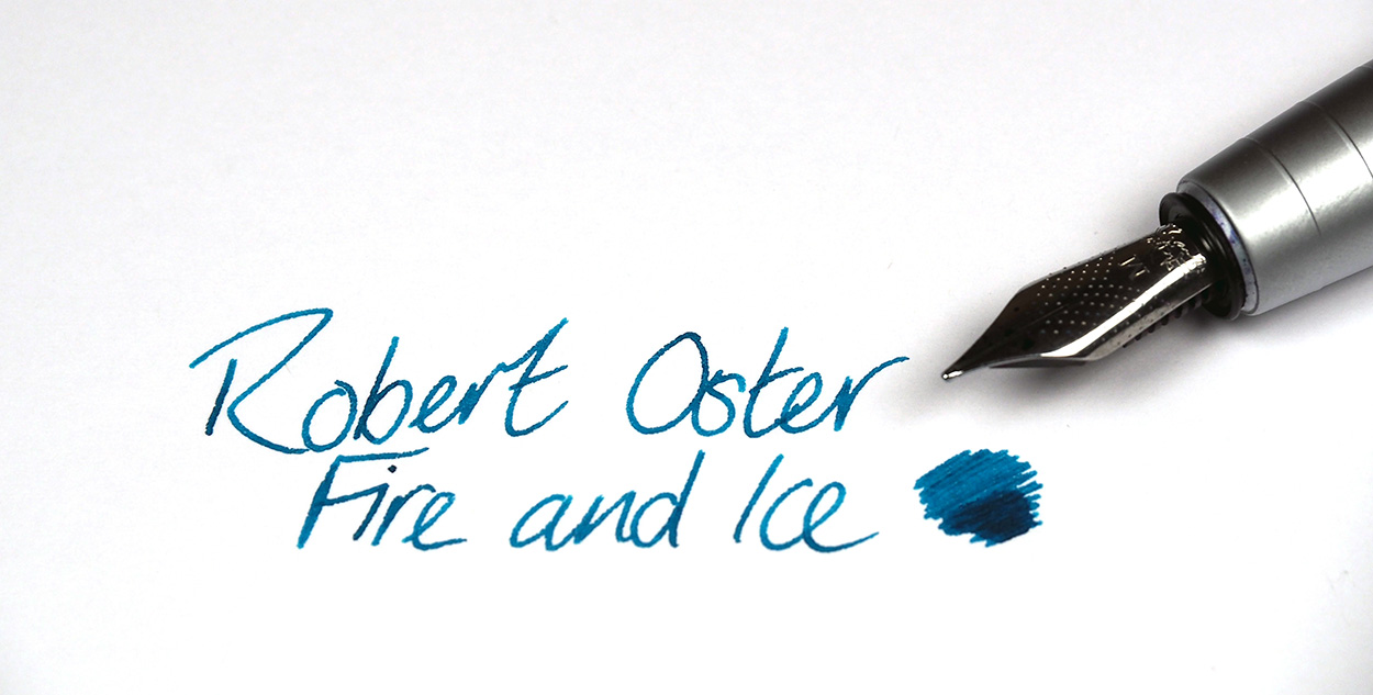 Robert Oster Fire and Ice
