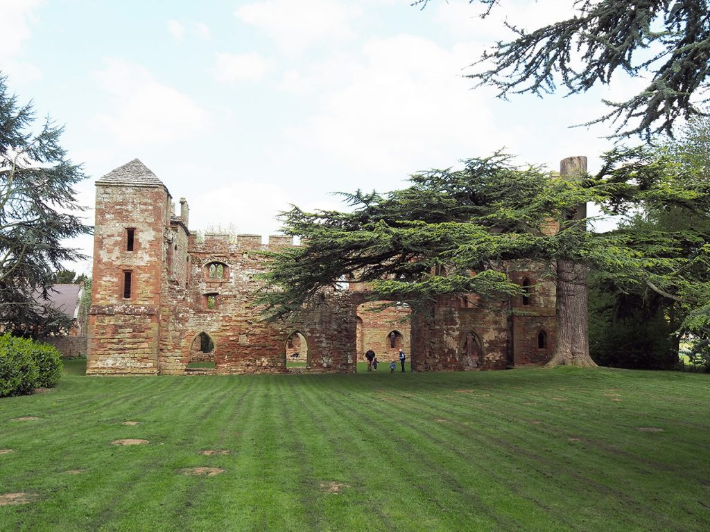 Acton Burnell Castle