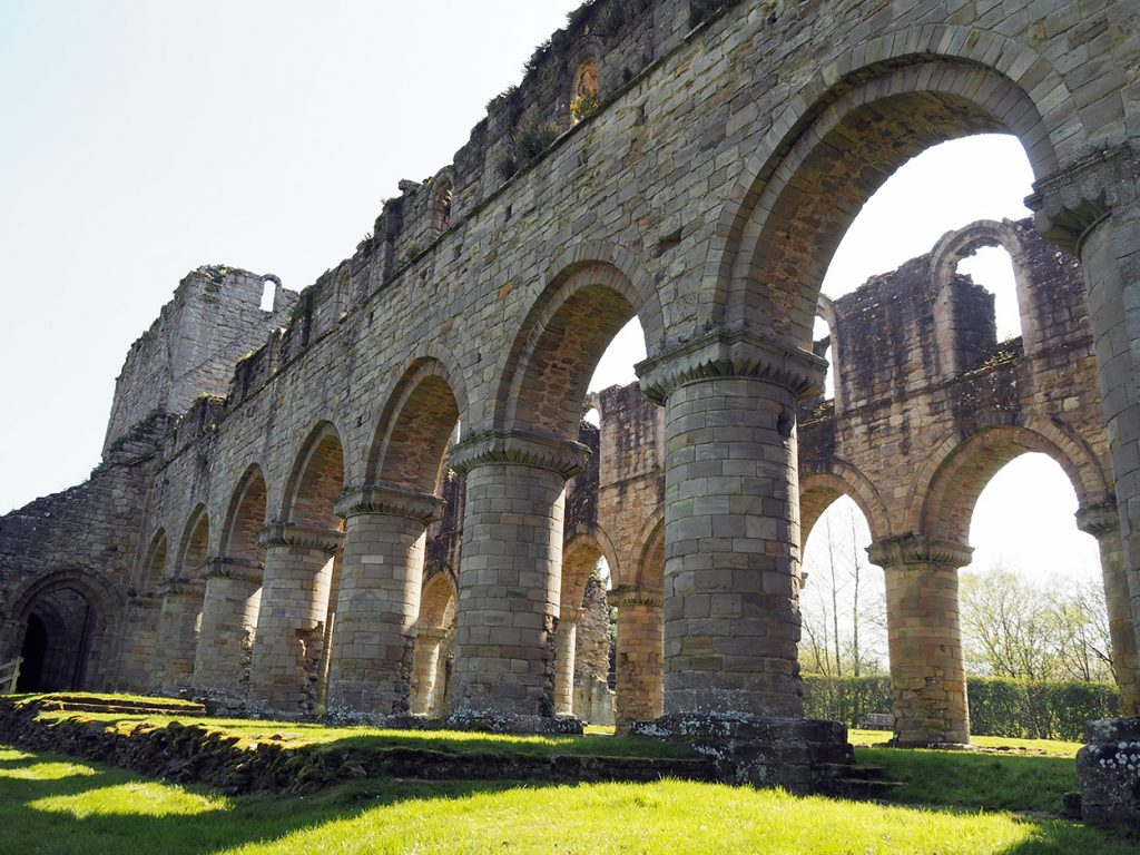 Buildwas Abbey