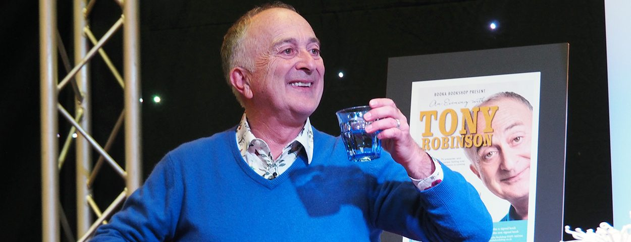 No Cunning Plan – An Evening with Tony Robinson