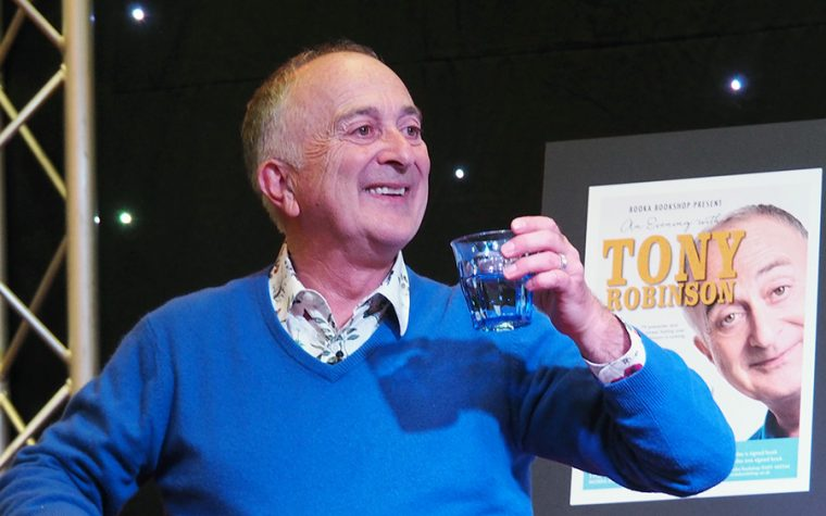 No Cunning Plan - Tony Robinson