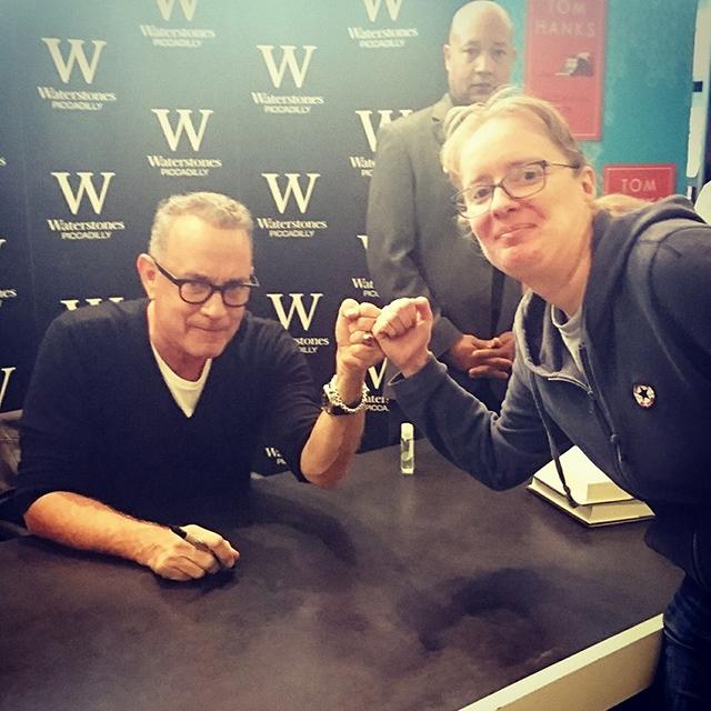 Tom Hanks and Me