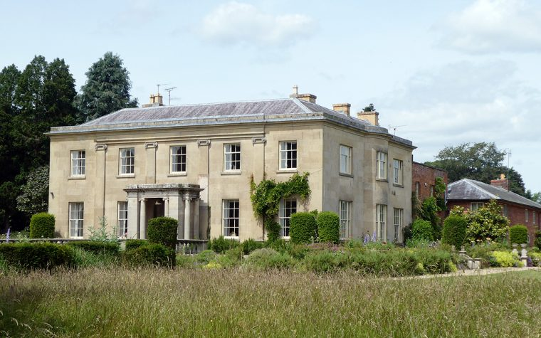Glansevern Hall and Gardens