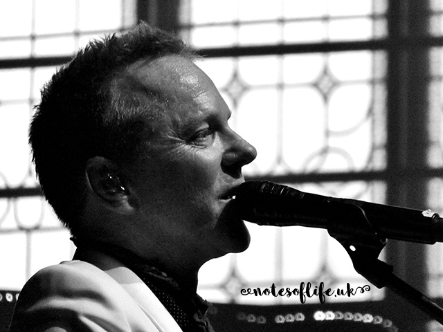 Kiefer in Manchester.