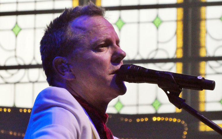 Kiefer at the Albert Hall, Manchester