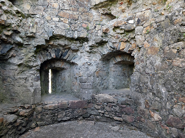 Inside the Inner Gatehouse