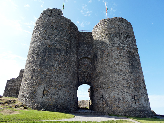 The Inner Gatehouse