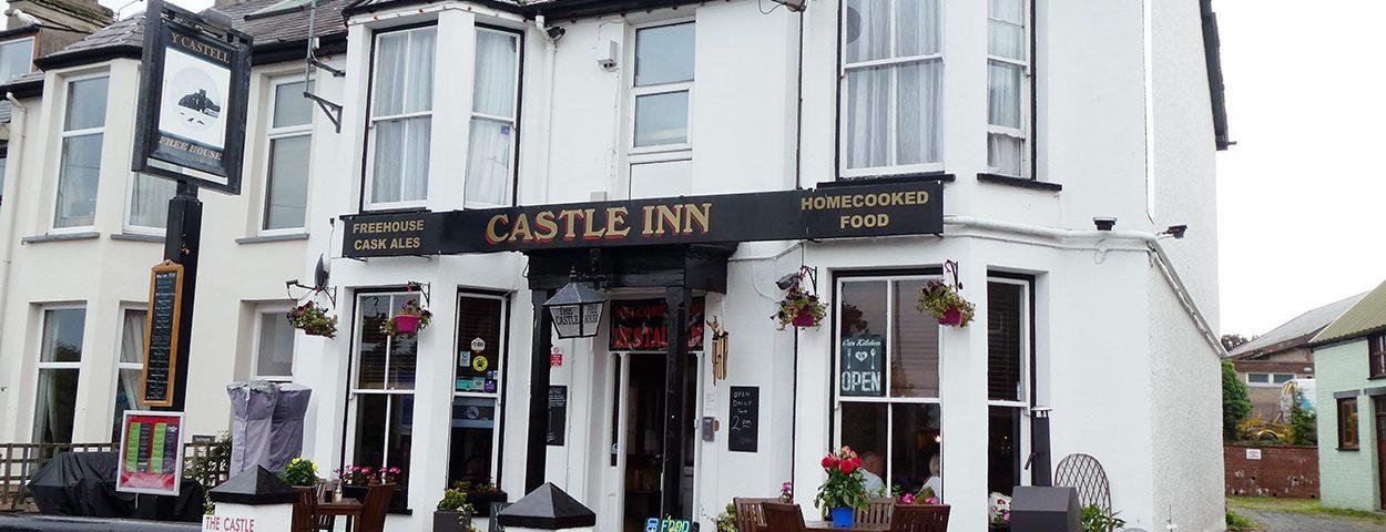 The Castle Inn, Criccieth