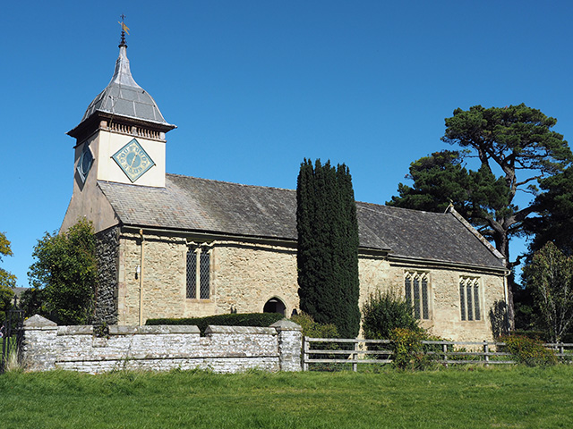 Croft Castle Church - St Michael and All Angels