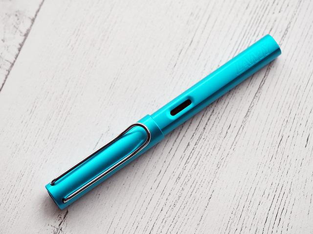 Lamy AL-star Pacific Blue Fountain Pen