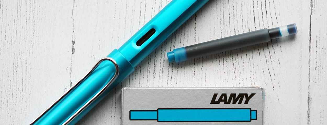 Stationery Sunday – Lamy AL-star Fountain Pen