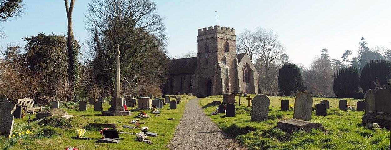 St Mary the Virgin's Church, Bromfield