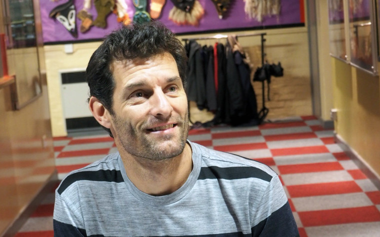 An Evening with Mark Webber