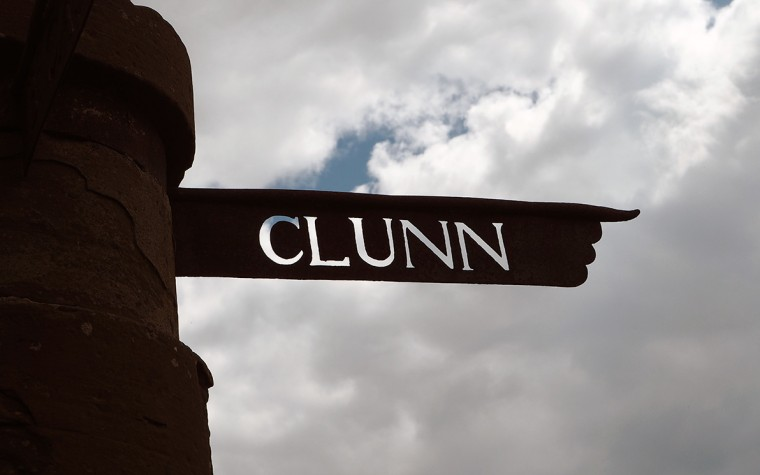 Clun Fingerpost