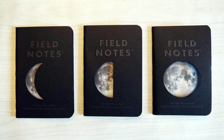 Field Notes Lunacy Memo Books