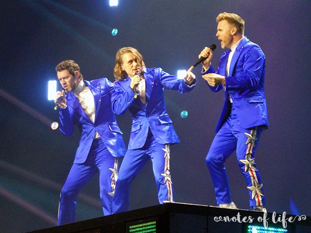 Take That (Arena Birmingham).
