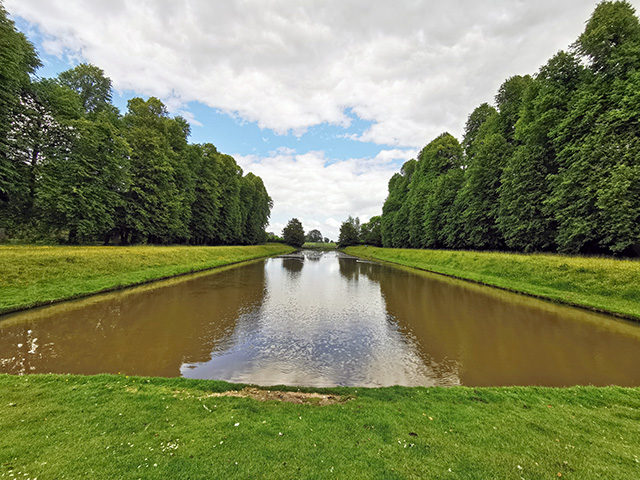The Canal at Erddig.