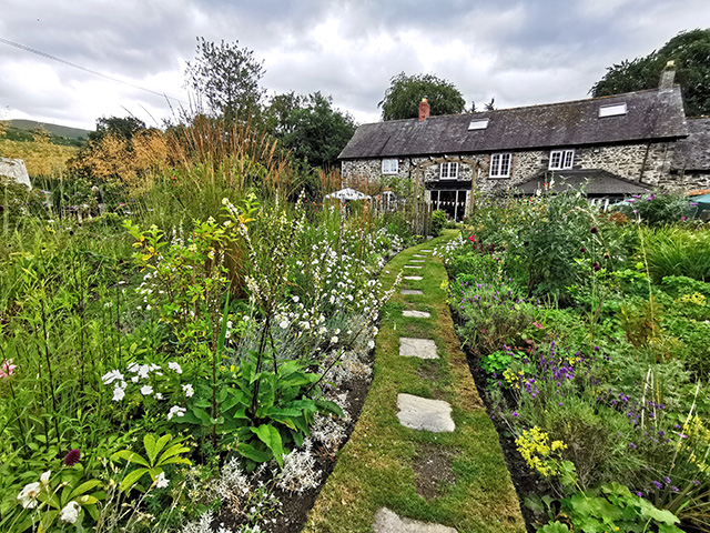 The Old Coach House Garden