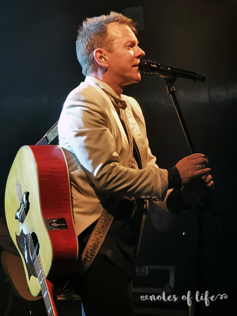 Kiefer Sutherland - Reckless & Me 2020 at O2 Academy, Liverpool.
