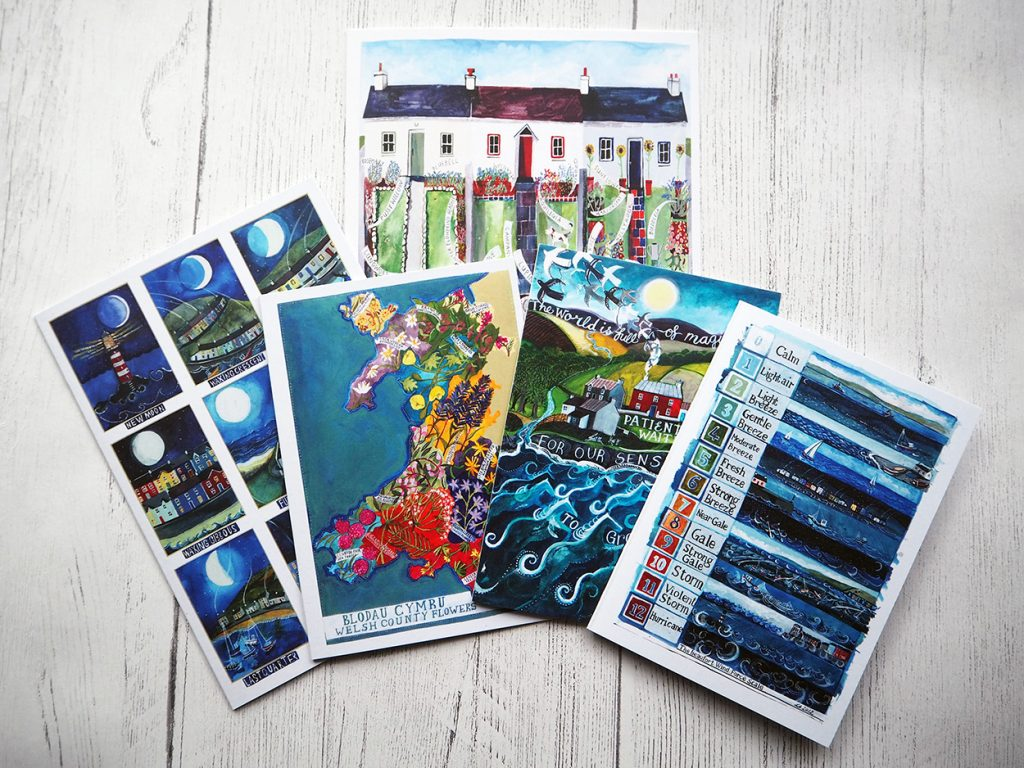 Cards from Driftwood Designs