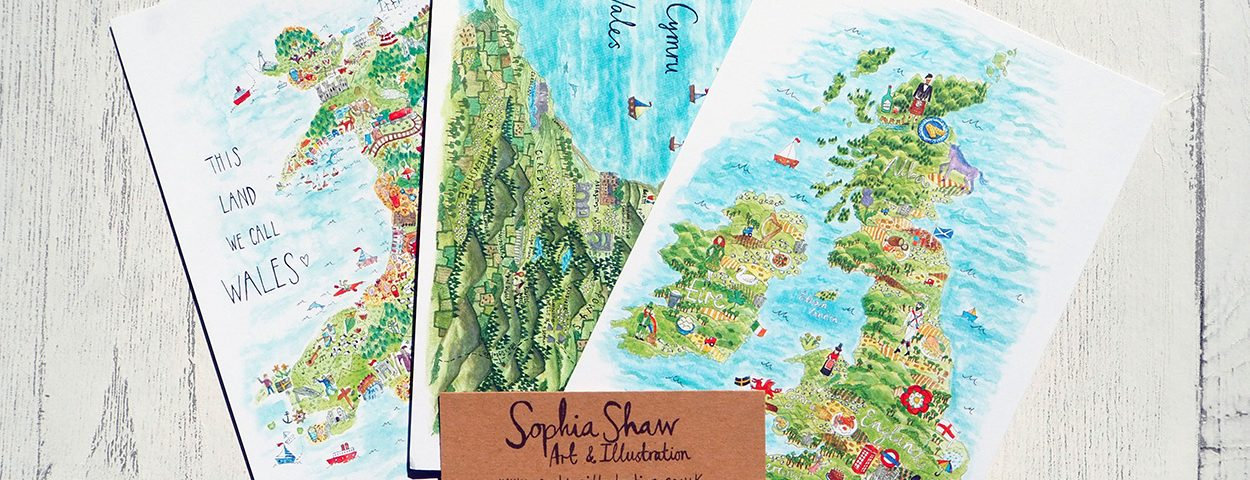 Supporting Small Businesses: Sophia Shaw Art & Illustration