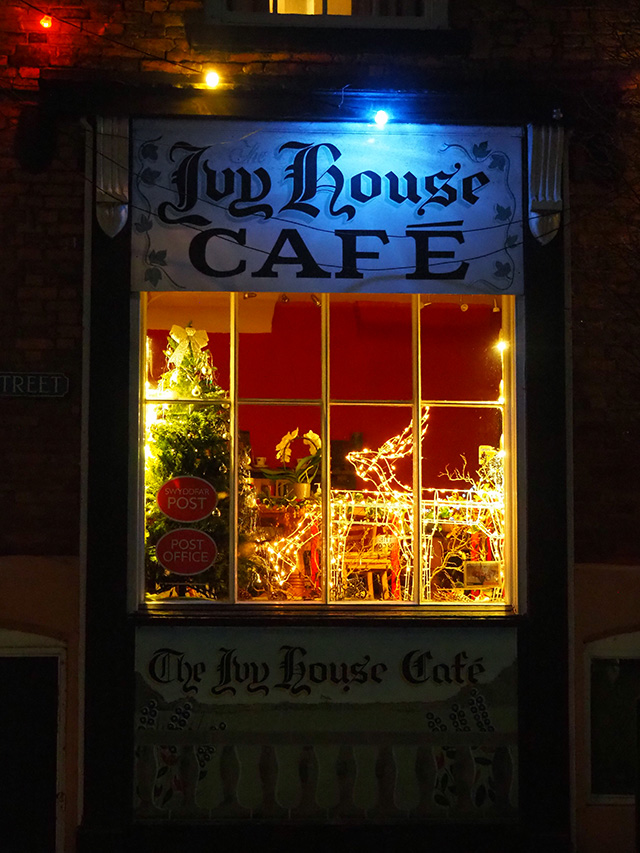 The Ivy House Cafe, Montgomery.