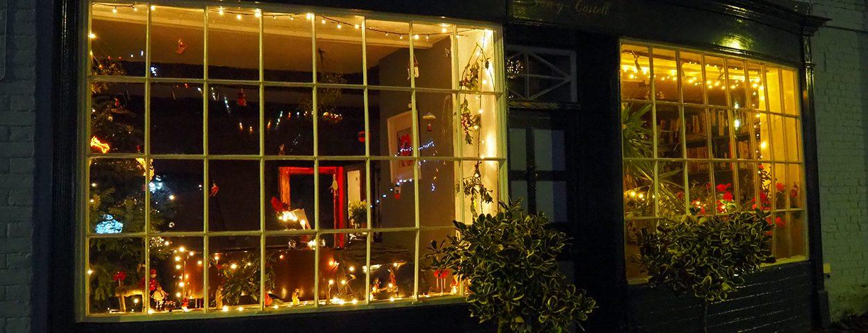 The Christmas Windows of Montgomery
