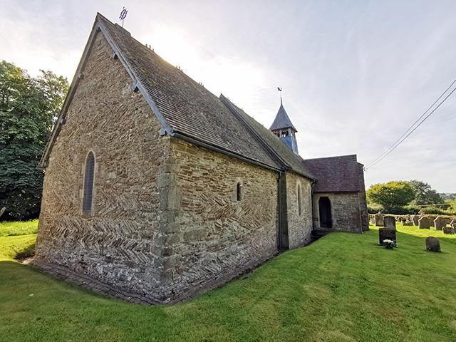 Clee St Margaret Church.