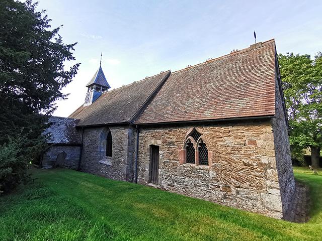 St Margaret's Church.